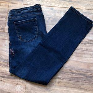 Kut from the Kloth Katy boyfriend straight jeans